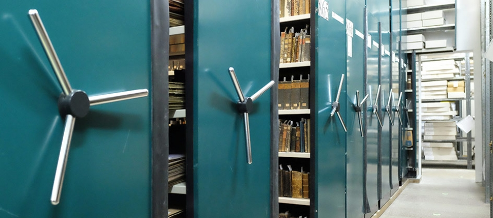 Bibliothek des Teutsch <b>Hauses</b>