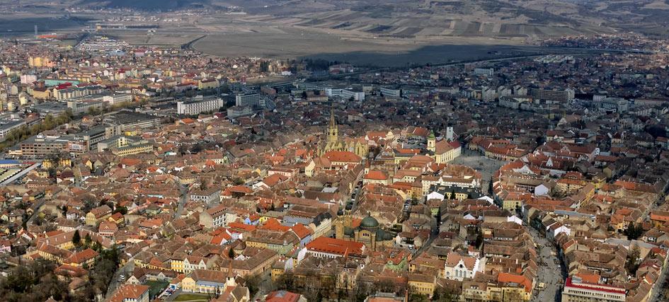 Istoria saşilor şi a bisericii evangelice în inima Sibiului