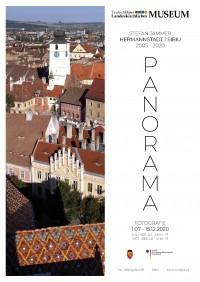 PANORAMA Sibiu / Hermannstadt Fotografie von Stefan Jammer